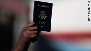 U.S. citizens must show passports or some other authorized travel documents when returning to the U.S.