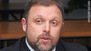 Tim Wise says the recession hit blue-collar, white Americans hard, financially and psychologically.