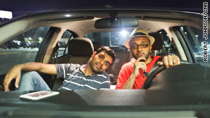 Aman Ali and Bassam Tariq are planning another Ramadan road trip in 2011.