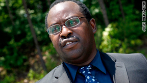 Former teacher Randolph Forde is still looking for a job, but he said an outpouring of support has strengthened his resolve.