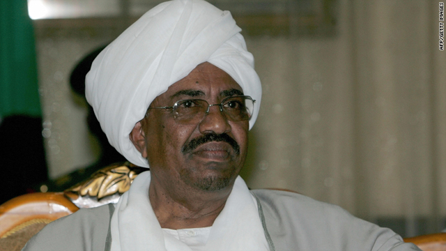Sudan's serving President Omar al-Bashir has been charged with war crimes and crimes against humanity.