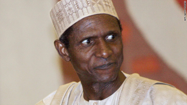 Umaru Yar'Adua was the president of Nigeria, the most populous nation in Africa. He was 58.