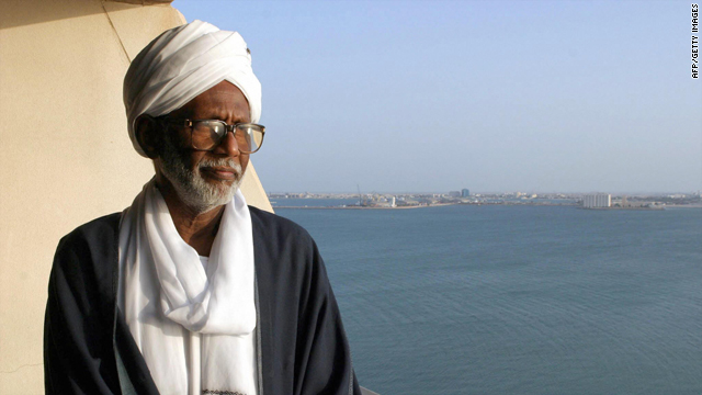 In 2000, Sudan's president ousted Hassan al-Turabi (pictured) from his post as parliament speaker.