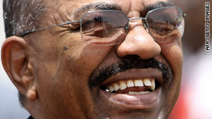 Sudanese President Omar al-Bashir's election was marked by accusations of voter intimidation.