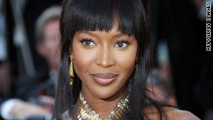 Prosecutors are seeking the testimony of Naomi Campbell at Charles Taylor's war crimes trial.