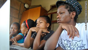 Siyakhona is a program that trains young, underprivileged South Africans in journalism.