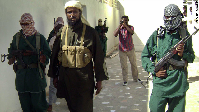 Somalia's Al Shabaab militant group has developed close ties with the al Qaeda terror network.