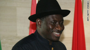 Goodluck Jonathan has not said himself whether he will run but is widely expected to take part.