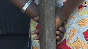 A file image from UNTV, released as the United Nations released more details about a mass rape in the DRC.