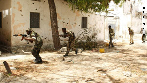 Fighting between rebels and government troops has escalated the humanitarian crisis in Somalia.