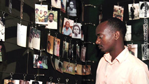 More than 20,000 documents and photographs relating to the 1994 genocide will be stored at the archive.