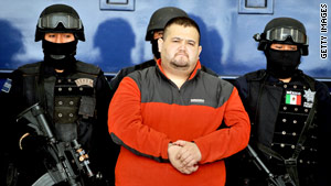 "Teodoro ""El Teo"" Garcia Simental is one of the Top 24 drug traffickers in Mexico, a DEA agent says."