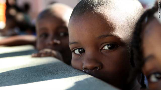 Haiti was home to an estimated 380,000 orphans before the earthquake. That number is expected to grow.