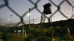 Guantanamo Bay is being considered as a possible location for Haitians fleeing their country after the earthquake.