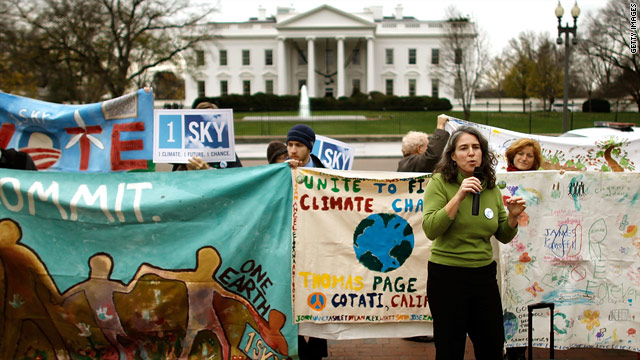 Fewer Americans are concerned about climate change than they were in 2008 according to a report.