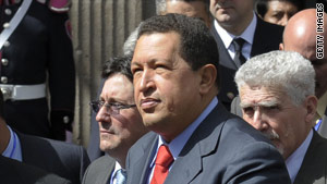 Venezuelan President Hugo Chavez is under pressure thanks to an energy crisis, an opposition activist says.
