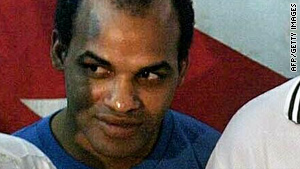 Cuban political prisoner Orlando Zapata Tamayo was jailed for disorderly conduct, according to Amnesty International.