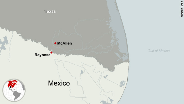 With Violence Rising Us Consulate Closes Office In Reynosa - Us-consulates-in-mexico-map
