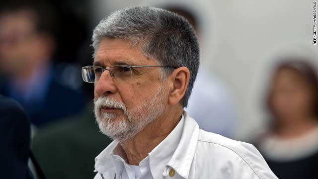 Brazilian Foreign Minister Celso Amorim says there is still time for negotiations with Iran over its nuclear program.