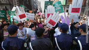 Mexico's abortion debate became particularly heated in 2007, when Mexico City passed a law legalizing abortion.