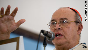 Cardinal Ortega's harsh criticism of the Cuban government was published in the church's monthly magazine.