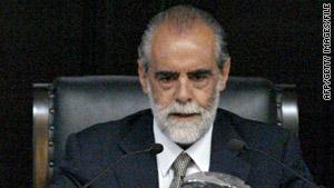 Diego Fernandez de Cevallos Ramos was last seen at his ranch home in central Mexico.