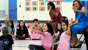 A student's remark to first lady Michelle Obama last week at a Maryland school put the spotlight on immigration.