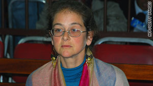 Lori Berenson's sentence could be commuted and she could be sent out of Peru, an official says.