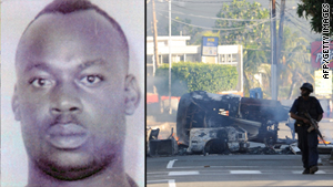 The death toll in Jamaica has reached 76 during a quest to arrest suspected drug kingpin Christopher Coke.