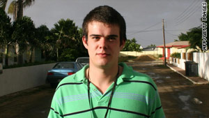 Joran van der Sloot, once tied to the Natalee Holloway case, is a suspect in a murder in Peru, officials say.