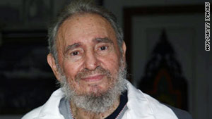 The sister of former Cuban President Fidel Castro is dealing with her illness more publicly than her brother did in 2006.