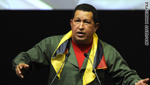 Venezuelan President Hugo Chavez has been accused of intimidating citizens based on their political beliefs.