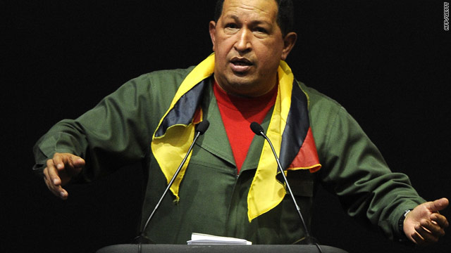 Venezuelan President Hugo Chavez has deployed troops to the Colombian border.