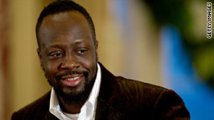 A source tells CNN that Wyclef Jean will announce his presidential run in Haiti on &quot;Larry King Live&quot; on Thursday.