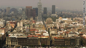 About 7 million residents of Mexico City had daily access to running water in 2009, according to the study.