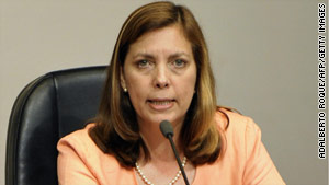 "Josefina Vidal, head of the North America Department at Cuba's Foreign Ministry, described the decision as ""irrational."""