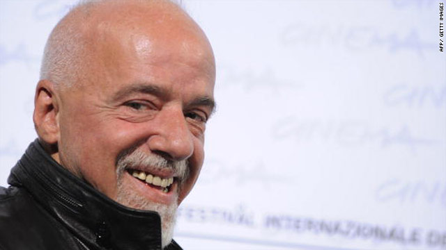 "Brazilian novelist Paulo Coelho is one of the most popular writers of recent times, his most famous book ""The Alchemist"" selling over 35 million copies to date."