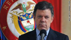 """Most likely, he's dead,"" Colombian President Juan Manuel Santos said of FARC commander Fabian Ramirez."