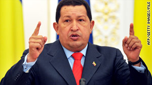 Venezuela's elections in September weakened President Hugo Chavez's ruling party's hold on power.