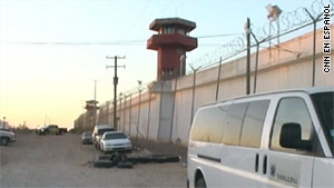 Inmates escaped through a service entrance for staff vehicles, according to a preliminary investigation.