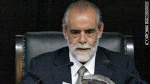 Mexican politician Diego Fernandez de Cevallos, pictured in 2005, disappeared in May near his central Mexico ranch.