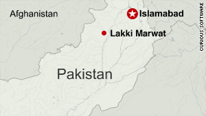 A terror attack in the Lakki Marwat district of Pakistan's North West Frontier Province killed 30 and wounded 52.