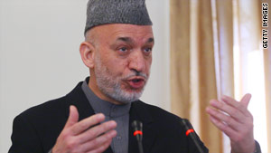 Hamid Karzai's first choice cabinet nominees were mostly rejected by Afghan lawmakers.