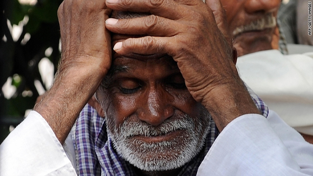 One environmental activist claims the surge in suicides among India's farmers is related to a system of agriculture that has higher production costs than the farmer can cover with earnings.