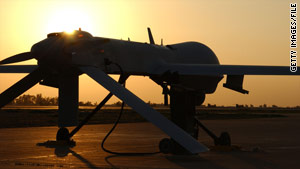 The U.S. is the only country operating in the region known to have the ability to launch missiles from drones.