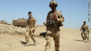 ISAF denied that its troops had any part in destroying a Quran and would deplore such an action.
