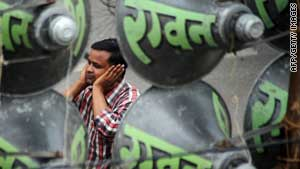 Residents in major Indian cities will now have to keep their noise below the new limits.