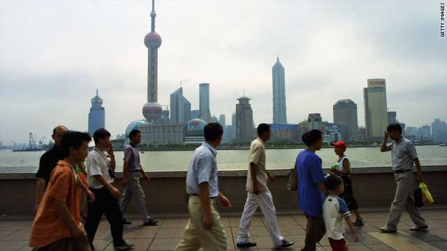 Predictions indicate that China could soon become the second largest economy in the world in 2010, surpassing Japan.