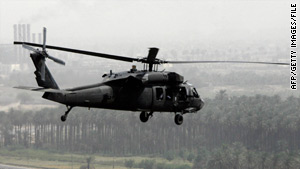 The United States is going to sell 60 Black Hawk helicopters, totaling $3.1 billion, to Taiwan.