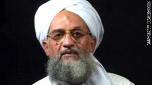Ayman al-Zawahiri, pictured in a 2006 video, is al Qaeda's second-in-command.